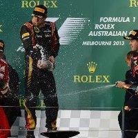 F1 Vetteléket meglepte Räikkönen - A dobogósok nyilatkozatai Melbourne-ből