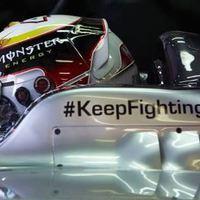 F1 Nincs már Schumachert biztató üzenet a Mercedes autóin