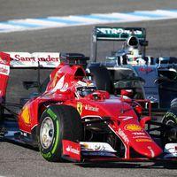 F1 A riválisok szerint a Ferrari formajavulása nem átverés