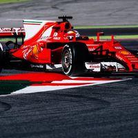 F1 Hamilton és Bottas Ferrari veszélyre figyelmeztet