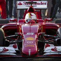 F1 Vettel: Jó érzés az első hely, de nincs jelentősége
