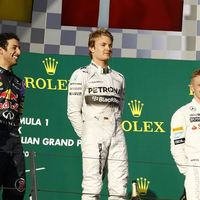 F1 Rosberg nyert, a McLaren újonca dobogóra állhatott a szezonnyitón