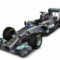 F1 A Mercedes, A Red Bull és a Force India bemutatójával indult az 1. tesztnap