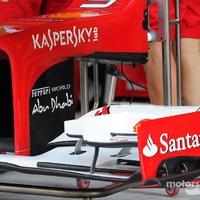 F1 Hibás vagy átgondolt koncepció - A Ferrari tovább fejleszti a pull-rod felfüggesztést