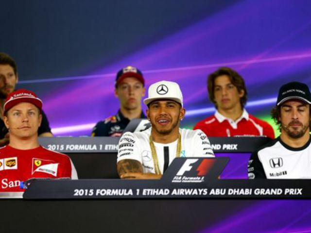 F1 Értékelték idei évüket a versenyzők