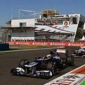 F1 Hamilton vs Maldonado - ahogy az érintettek látták