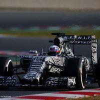 F1 Ricciardo volt a második tesztnap leggyorsabb és legszorgalmasabb versenyzője