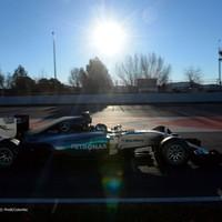F1 Ki hogy áll a téli tesztek után - statisztikák, nyilatkozatok