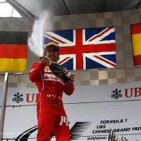 F1 Coulthardot lenyűgözte Alonso harci kedve, de Räikkönen már kevésbé