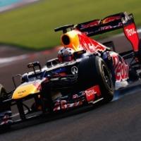 F1 A Red Bullé a második tesztnap