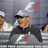 Schumacher jövőre is harcba száll a VB címért