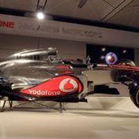 Bemutatkozott a McLaren 2012-es versenyautója
