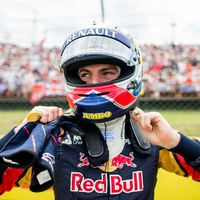 F1 Újoncok reflektorfényben - Max Verstappen