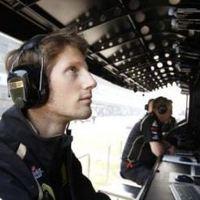 Grosjean: Mindig különleges érzés először ülni az új autóban