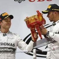 F1 A Kínai Nagydíj számokban