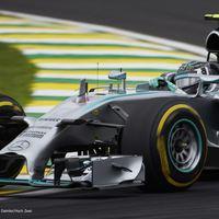 F1 Rosberg győzelemmel tette tökéletessé interlagosi hétvégéjét
