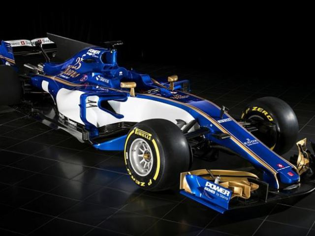 F1 Az új Sauber is megmutatta magát