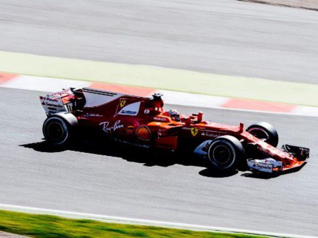 F1 Csendben támad a vörös hadsereg