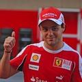 Délután Massa volt a leggyorsabb az esős Silverstone-ban