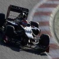Az utolsó teszthét első napján Grosjean volt a leggyorsabb