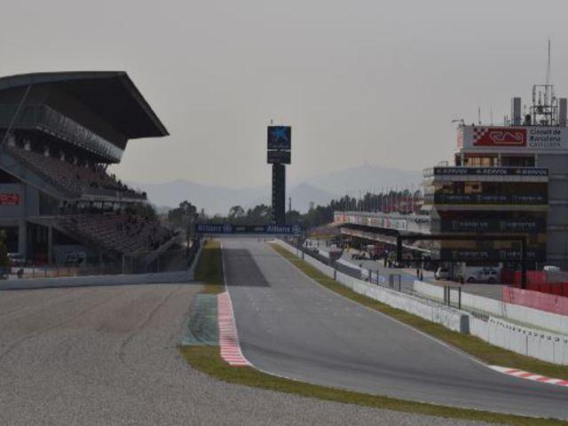 F1 Barcelona 1. tesztnap - Ők tesztelnek ma