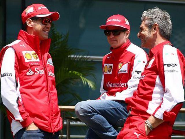 F1 A Ferrari még nem keresi Räikkönen utódját