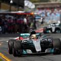 F1 Hamilton duplázott pénteken Melbourne-ben