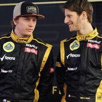 F1 Räikkönen és Grosjean nagy ambícióval érkezik Magyarországra