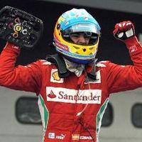 F1 Alonso újabb elismeréseket gyűjtött be