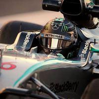 F1 Rosberg villantott, a McLaren száz kör felett zárta a 2. tesztnapot
