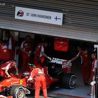 F1 Így látta a FormaNet - Időmérő képekben Spa-Francorchampsból