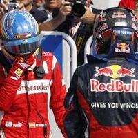 F1 Domenicali nem tagadta, hogy a Ferrari Vettelen tartja a szemét