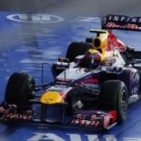 F1 A felszáradó pályán Mark Webber volt a leggyorsabb Barcelonában