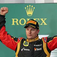 F1 Räikkönen és csapata megleckéztette az élmenőket Ausztráliában