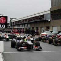 F1 A Kanadai Nagydíj rajtrácsa a büntetések után