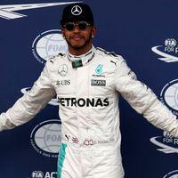 F1 Hamiltoné lett a kudarcba fulladt új időmérő pole-ja