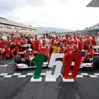 Ferrari parti Mugellóban (Videó)