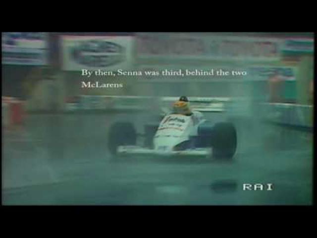 Senna nagy pillanatai 1. rész