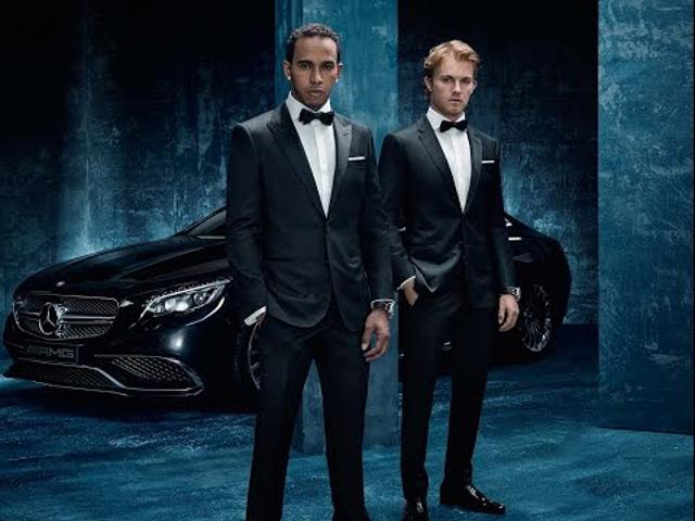 F1 A Hugo Boss jövőre már a Mercedes pilótáit öltözteti