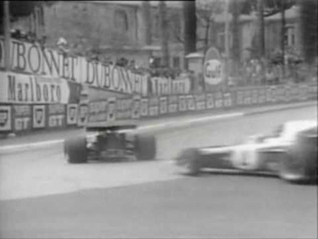 40 éve történt - Jackie Stewart Grand Slam diadala Monacóban