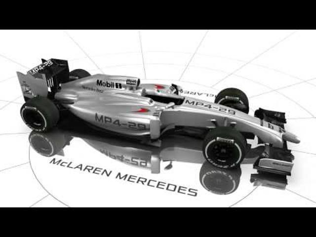F1 Bemutatkozott a 2014-es McLaren, és a Lotus is felfedte új autóját