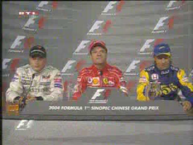 Formula album - Kínai Nagydíj