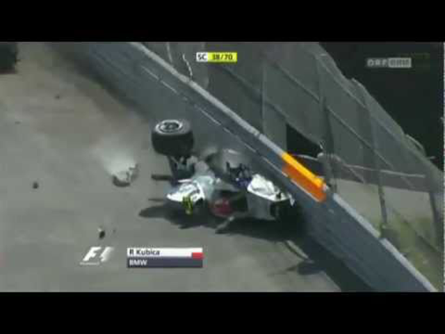Akinek igazán hiányzik az F1 - Kubica öt évvel ezelőtt még a dobogó tetején ünnepelt Montreálban