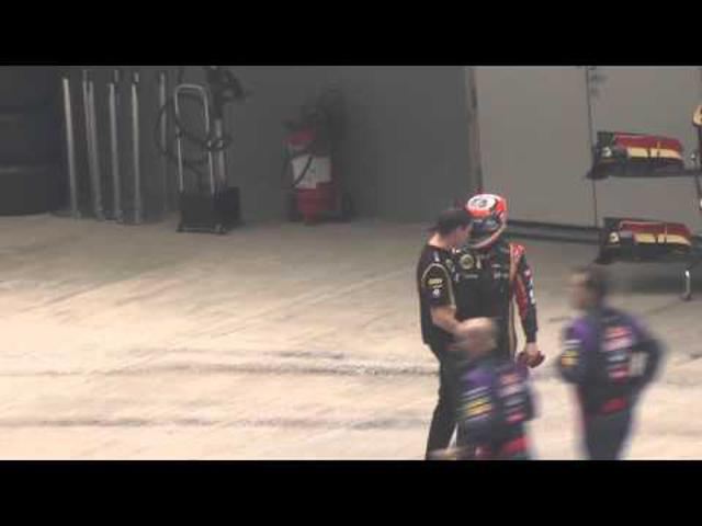F1 A Lotus elnézést kért a Räikkönennek címzett rádióüzenet miatt