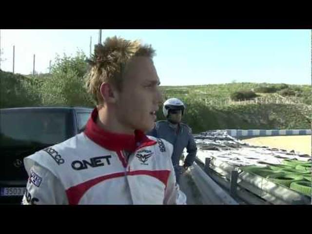 F1 Zűrös kezdet után szárnyra kapott a McLaren - Jerez 1. nap