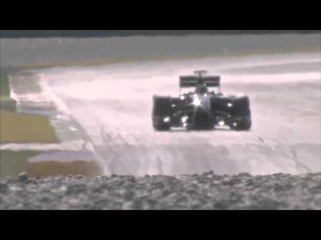 Kimi már az első tesztnapon lenyűgözte csapatát