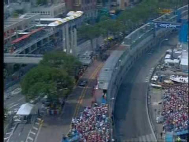 F1 Első emlékek Monacóból