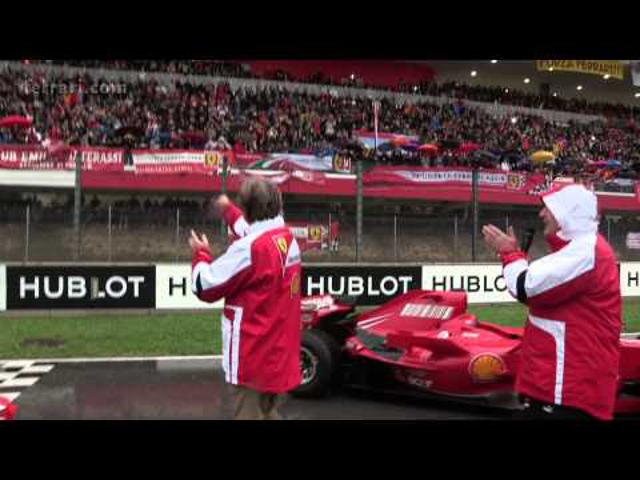 F1 A Ferrari hétvégén elbúcsúztatta Felipe Massát (videóval)