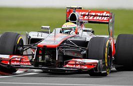 F1 Hamilton volt a leggyorsabb az első edzésen Kanadában
