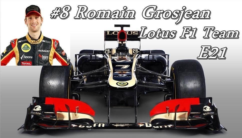 8. Lotus F1 Team E21 Romain Grosjean.jpg